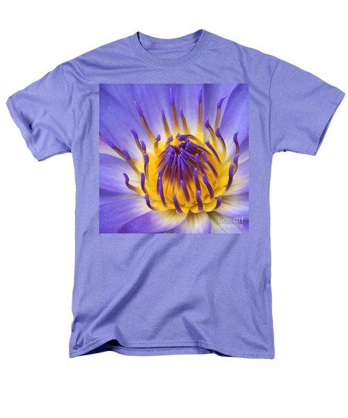 The Lotus Flower Men's T-Shirt  (Regular Fit) by Sharon Mau