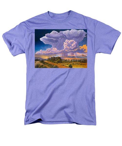 Afternoon Thunder Men's T-Shirt  (Regular Fit)