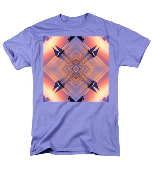 And Yet It Moves Men's T-Shirt  (Regular Fit) by Iryna Goodall