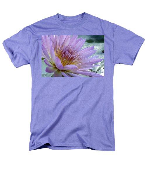 Bloom's Blush Men's T-Shirt  (Regular Fit) by Alycia Christine