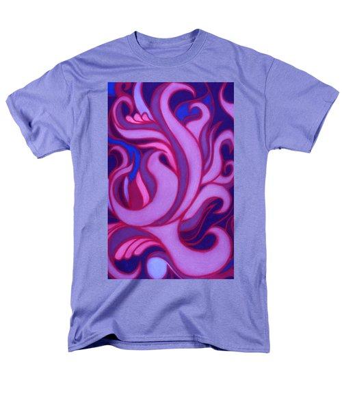 Flames Men's T-Shirt  (Regular Fit)