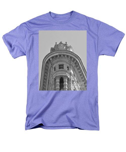Flatiron Detail Men's T-Shirt  (Regular Fit) by John Wartman