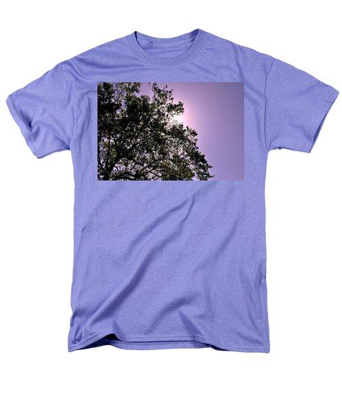 Half Tree Men's T-Shirt  (Regular Fit) by Matt Harang