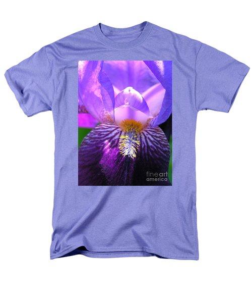 Iris Light Men's T-Shirt  (Regular Fit) by Susan  Dimitrakopoulos
