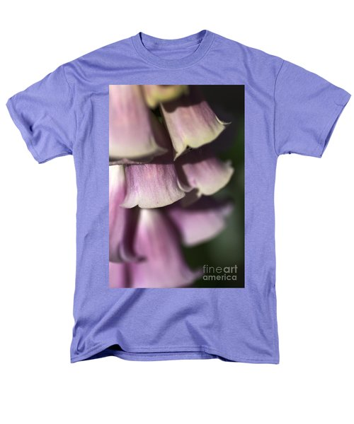 Men's T-Shirt  (Regular Fit) featuring the photograph Lost In A Foxglove by Joy Watson