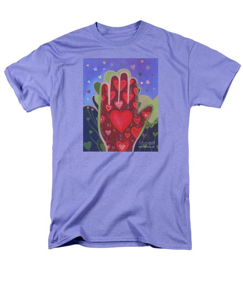 May We Choose Love Men's T-Shirt  (Regular Fit) by Helena Tiainen