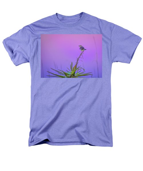 Men's T-Shirt  (Regular Fit) featuring the photograph Mocking The Yucca by Rob Sellers