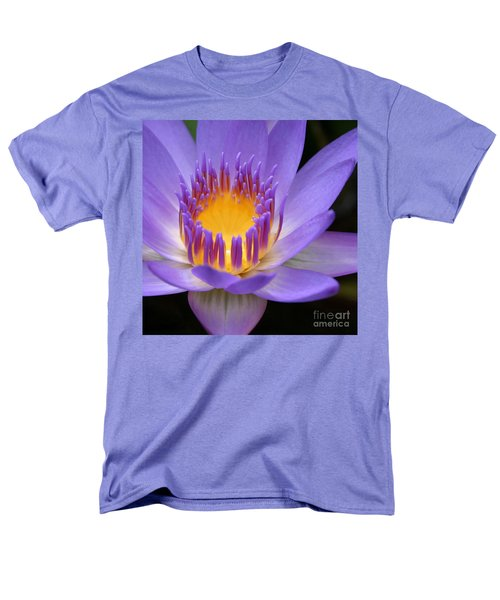 My Soul Dressed In Silence Men's T-Shirt  (Regular Fit) by Sharon Mau