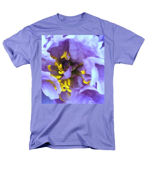 Purple Beauty Men's T-Shirt  (Regular Fit) by Tine Nordbred