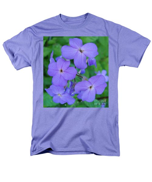 Men's T-Shirt  (Regular Fit) featuring the photograph Purple Passion by Sara  Raber