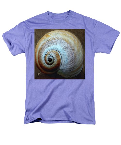 Seashells Spectacular No 36 Men's T-Shirt  (Regular Fit) by Ben and Raisa Gertsberg