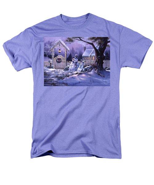 Season's Greeters Men's T-Shirt  (Regular Fit)