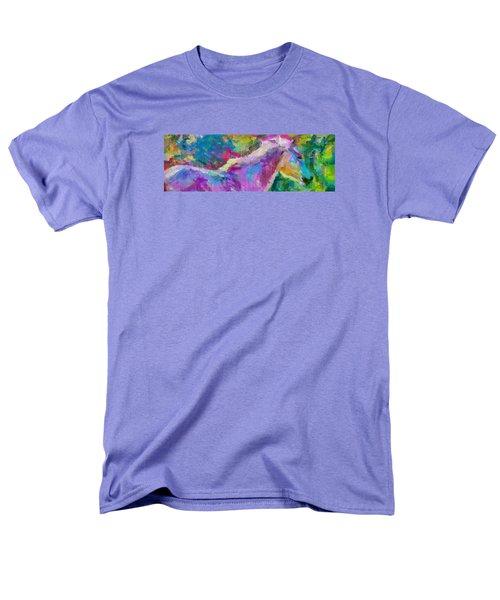 Spring Rain Men's T-Shirt  (Regular Fit) by Greg Collins