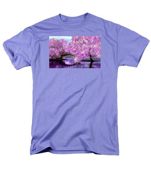 Summer Bridge Men's T-Shirt  (Regular Fit) by Michele Avanti