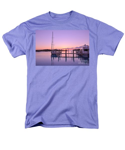 Sundown Serenity Men's T-Shirt  (Regular Fit) by Jola Martysz