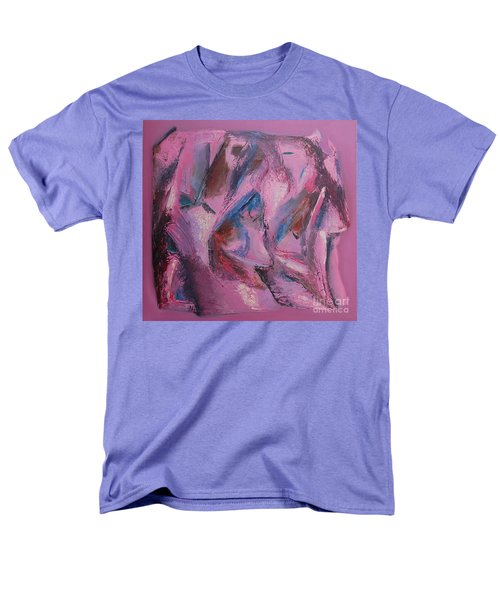 Men's T-Shirt  (Regular Fit) featuring the painting Syncopation 5 by Mini Arora