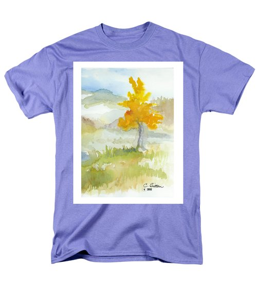 Tree Men's T-Shirt  (Regular Fit) by C Sitton