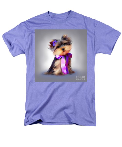 Violet  Men's T-Shirt  (Regular Fit) by Catia Cho