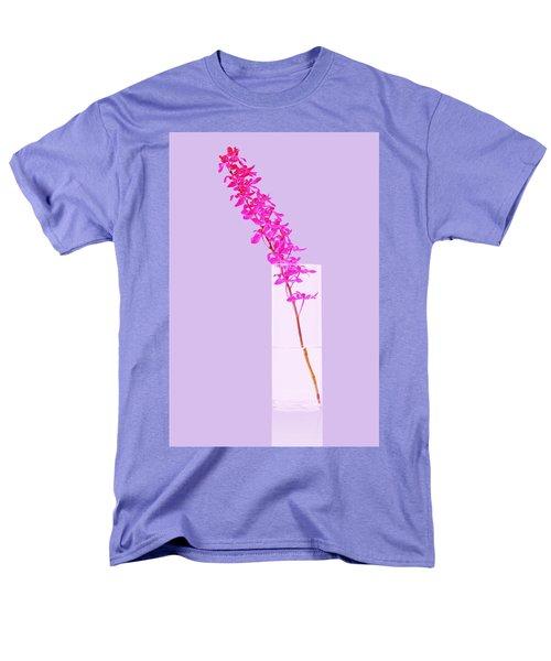 Red Orchid Bunch Men's T-Shirt  (Regular Fit) by Atiketta Sangasaeng