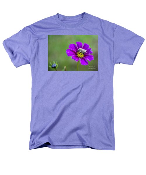 Men's T-Shirt  (Regular Fit) featuring the photograph Bee by Alana Ranney
