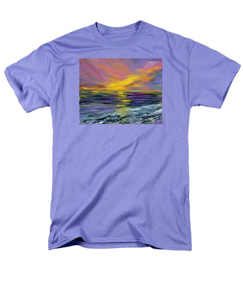 Collection Art For Health And Life. Painting 8 Men's T-Shirt  (Regular Fit)