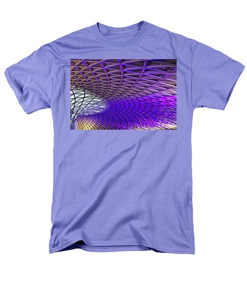Roof Design Men's T-Shirt  (Regular Fit) by Shirley Mitchell