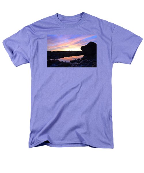 Sunset Men's T-Shirt  (Regular Fit) by Alex King
