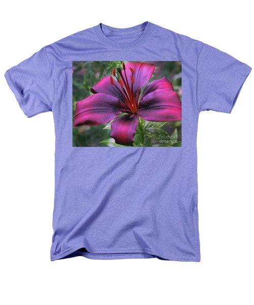Nice Lily Men's T-Shirt  (Regular Fit) by Elvira Ladocki