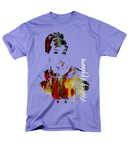 Audrey Hepburn Collection Men's T-Shirt  (Regular Fit)