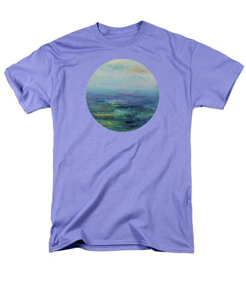 A Place For Peace Men's T-Shirt  (Regular Fit) by Mary Wolf
