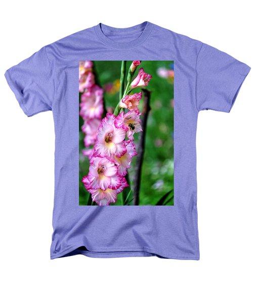 Amaryllis Men's T-Shirt  (Regular Fit) by Ronda Ryan