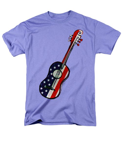 Men's T-Shirt  (Regular Fit) featuring the photograph American Rock And Roll by Bill Cannon