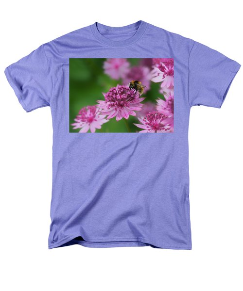 Pollination Men's T-Shirt  (Regular Fit) by Shirley Mitchell