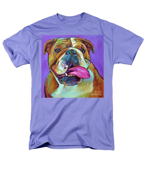 Men's T-Shirt  (Regular Fit) featuring the painting Axl by Robert Phelps