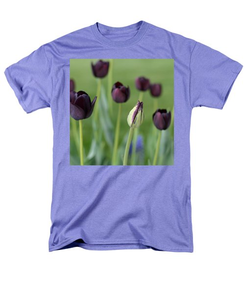 Men's T-Shirt  (Regular Fit) featuring the photograph Baby Bloomer by Linda Mishler