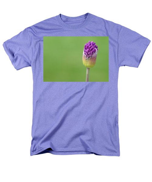 Men's T-Shirt  (Regular Fit) featuring the photograph Birthing Springtime by Linda Mishler