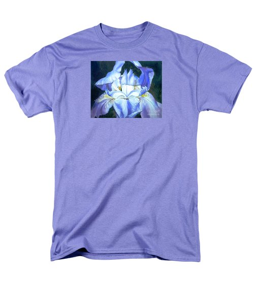 Men's T-Shirt  (Regular Fit) featuring the painting Blue Beauty by Sandra Phryce-Jones