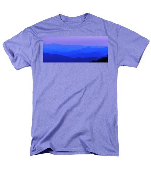 Blue Ridge Spring 08 Men's T-Shirt  (Regular Fit) by Kevin Blackburn