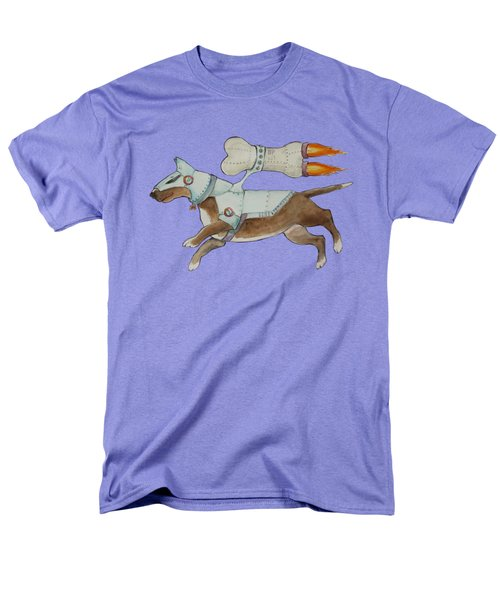 Men's T-Shirt  (Regular Fit) featuring the painting Bone Commander by Jindra Noewi