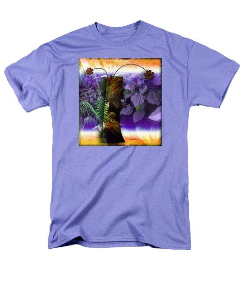 Bring Wonderland Home Men's T-Shirt  (Regular Fit) by Iris Gelbart