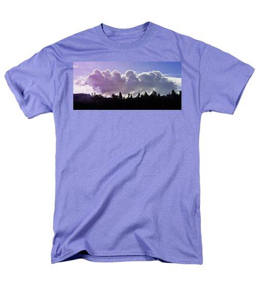 Cloud Express Men's T-Shirt  (Regular Fit) by Adria Trail