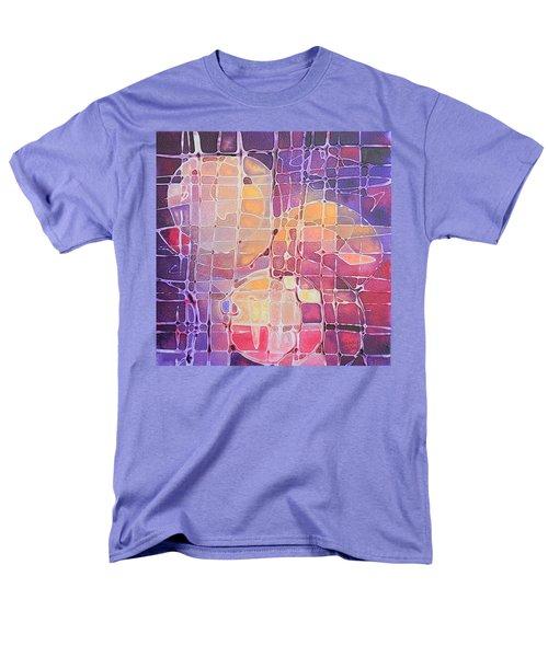 Color Odyssey Men's T-Shirt  (Regular Fit) by Nancy Jolley