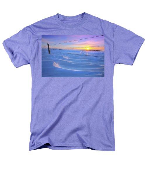 Men's T-Shirt  (Regular Fit) featuring the photograph Drifting Away by Dan Jurak