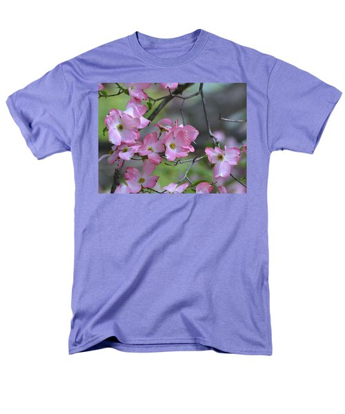 Early Spring Color Men's T-Shirt  (Regular Fit) by Kathy Eickenberg
