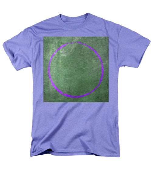 Men's T-Shirt  (Regular Fit) featuring the digital art Enso 2017-19 by Julie Niemela