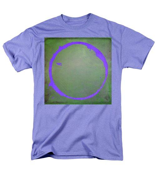 Men's T-Shirt  (Regular Fit) featuring the digital art Enso 2017-7 by Julie Niemela
