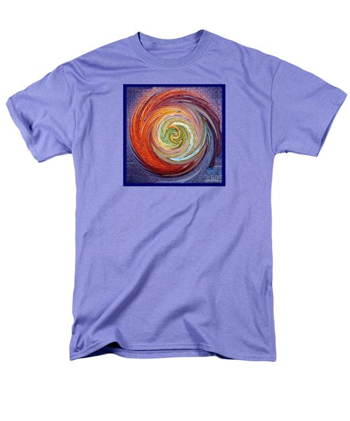 Men's T-Shirt  (Regular Fit) featuring the photograph Eye Of The Storm by Sue Melvin