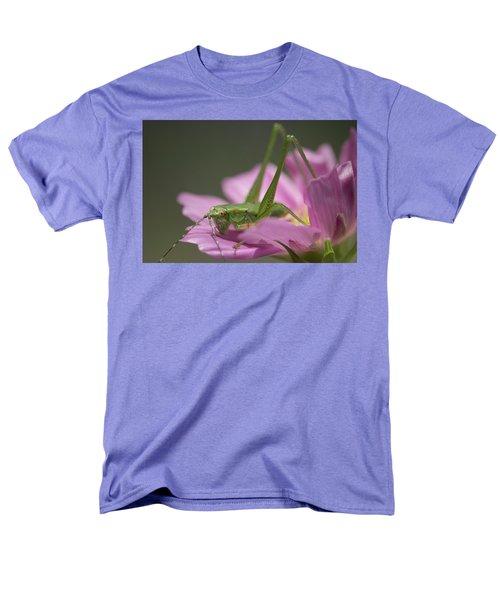 Flower Hopper Men's T-Shirt  (Regular Fit) by Michael Eingle