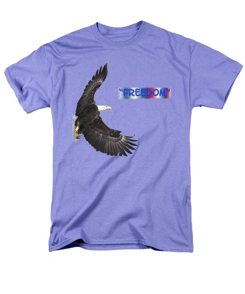 Men's T-Shirt  (Regular Fit) featuring the photograph Freedom by Thomas Young
