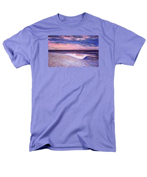 Golden Sea Men's T-Shirt  (Regular Fit) by Jeanette Jarmon